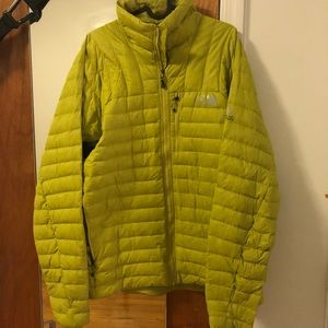 The North Face Summit packable down jacket